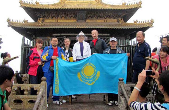 Уданшан - золотой храм